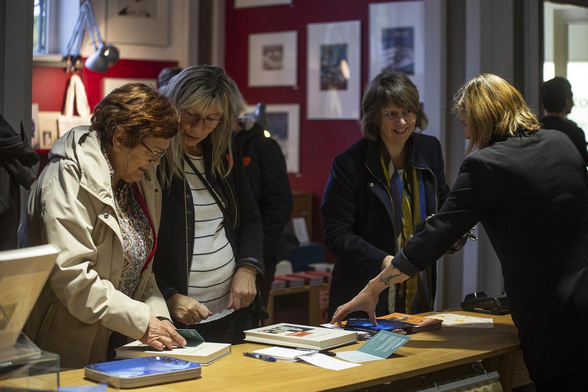Bilder fra åpningen. Foto: Nadia Caroline Andersen / TKM.
