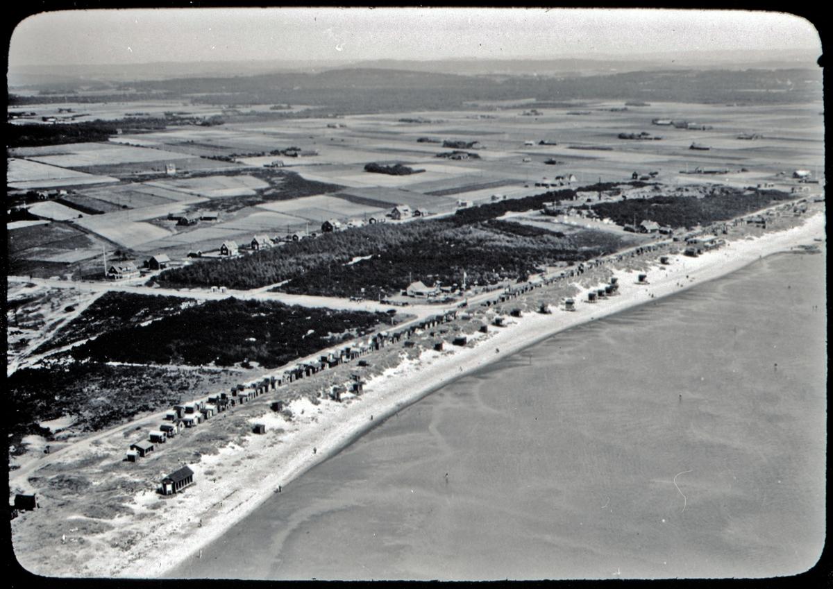 Lokal benämning: Skrea strand
