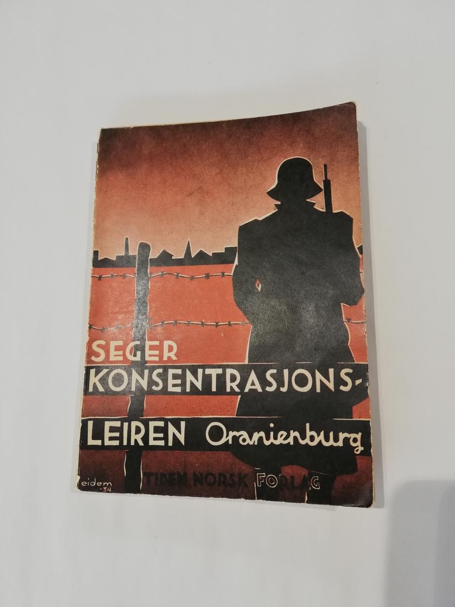 Øyenvitneskildring fra en tysk konsentrasjonsleir. Skrevet av Gerhart Seger