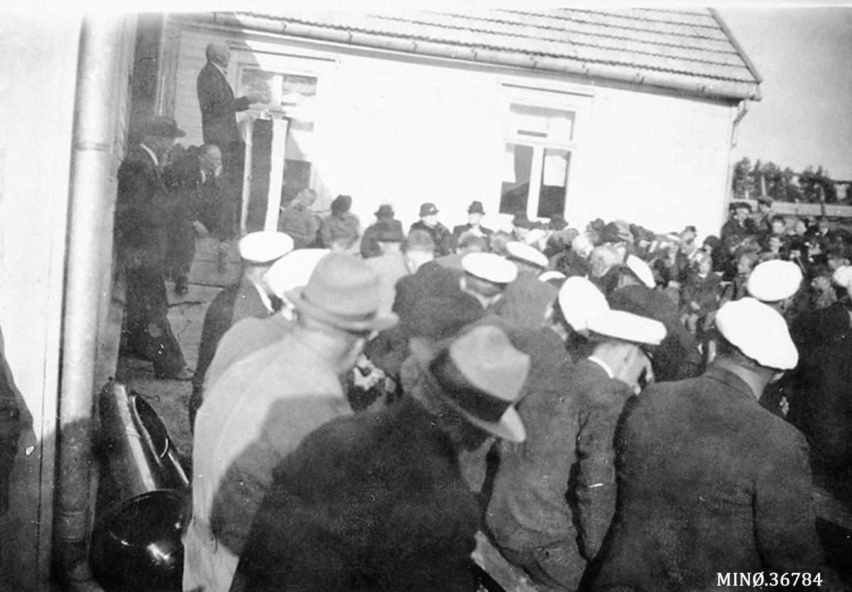 1.mai 1935 Tynset (Foto/Photo)