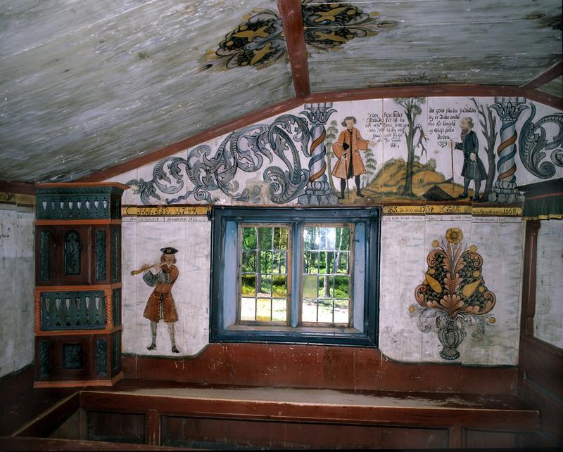 Synvisstua på Glomdalsmuseet. Foto: Burny Iversen/Anno Glomdalsmuset (Foto/Photo)