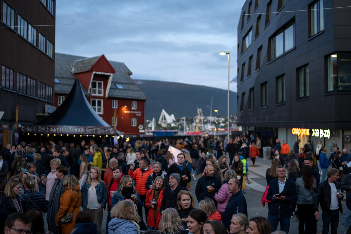 Foto: Tore Eriksen / Foto: Tore Eriksen