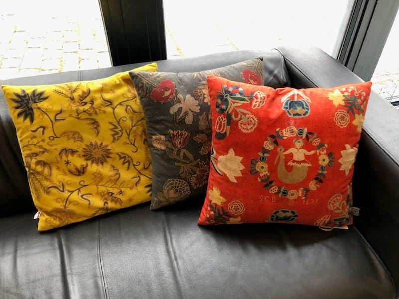 Pillowcase by Eli Vaaland. (Foto/Photo)