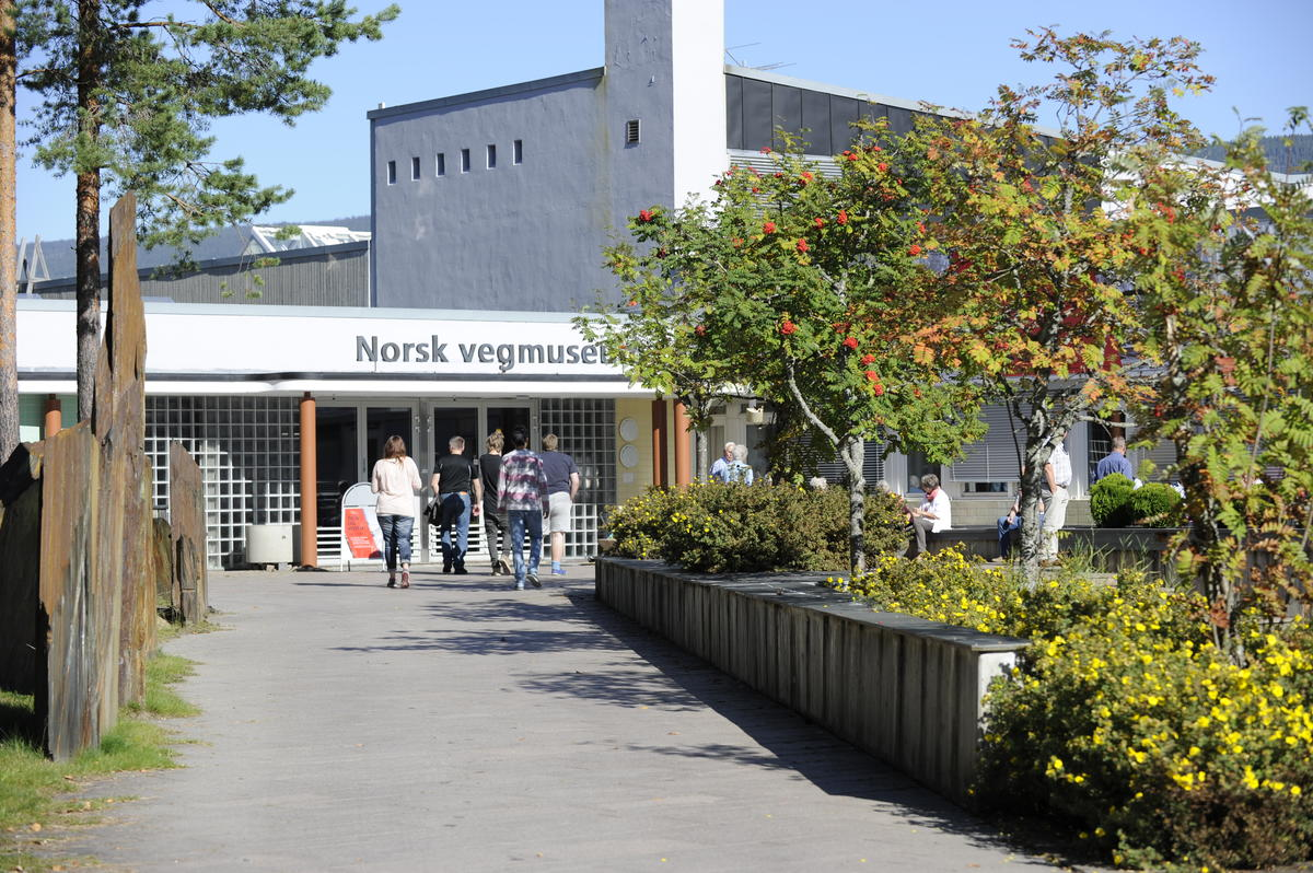The Public Road Museum. Photo: Ole A. Flatmark/Norsk vegmuseum (Foto/Photo)