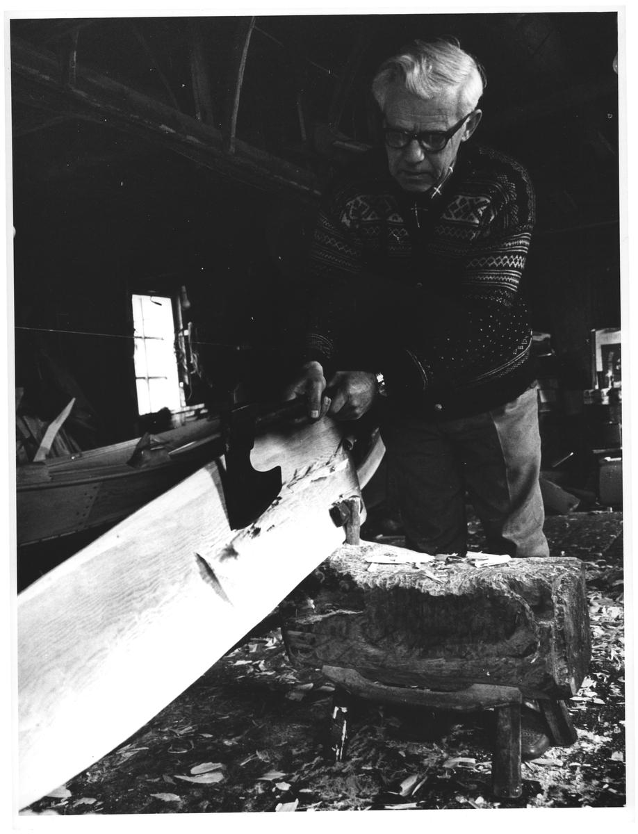 Her bygges oselvere (Alfred Søvik)