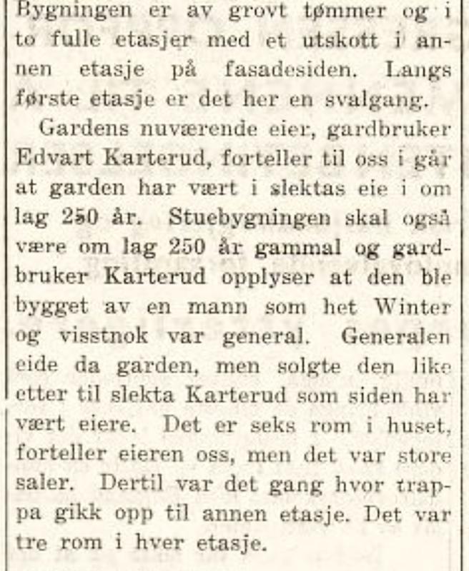 Kongsvinger Arbeiderblad 16. juni 1943. (Foto/Photo)