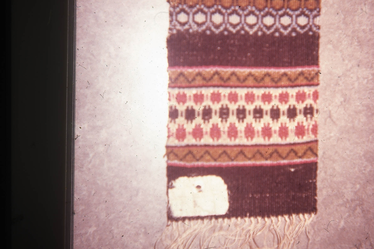 Kurs; Kurs i bunden rosengång 1979