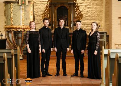 Early Voices er en klassisk kvintett bestående av to kvinner og tre menn.. Foto/Photo