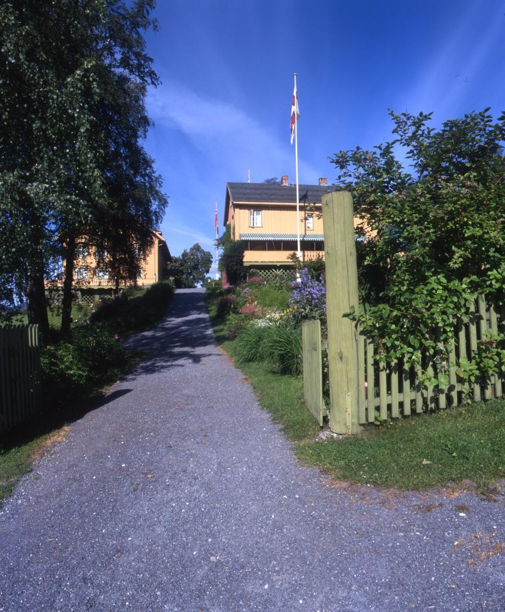 DOK:2000, Aulestad, hage, drengestua,
