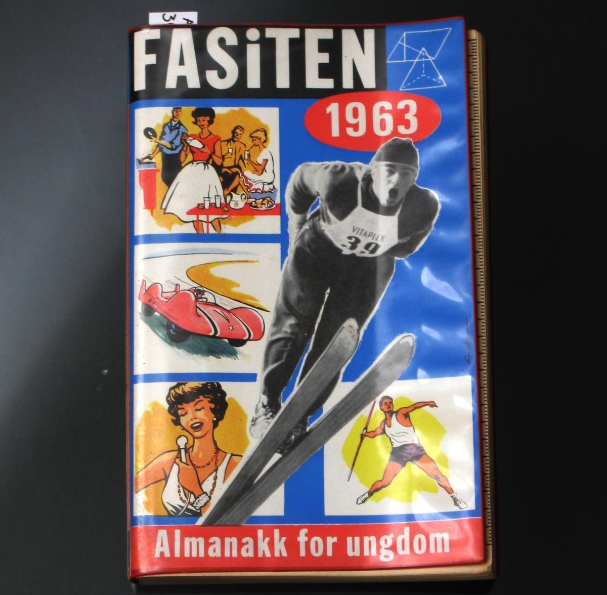 Almanakk for 1963