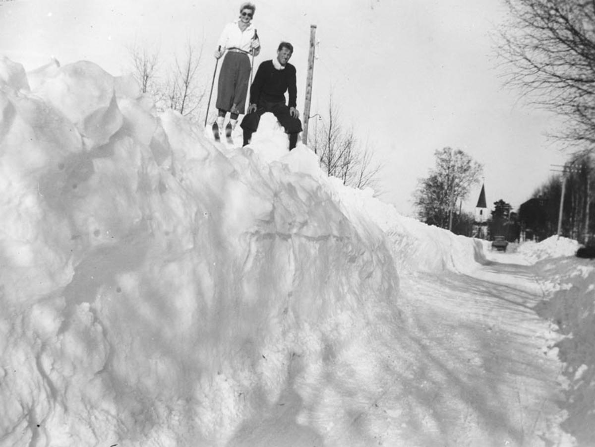 Kirkevn. vinteren 1940.