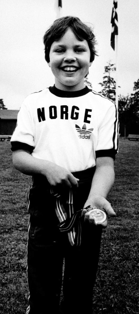 Nordisk idrettsstevne for barn og ungdom, Sarpsborg.