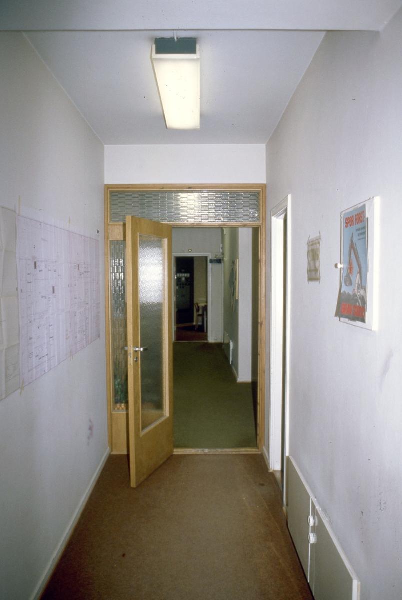 Korridor i 2. etasje
