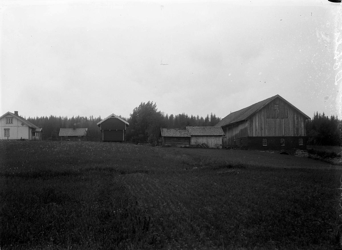 Døhli Nordre. Bilde tatt 1920-25. Eier på den tiden var Karl Opsahl, oldefar til Dag E Opsahl