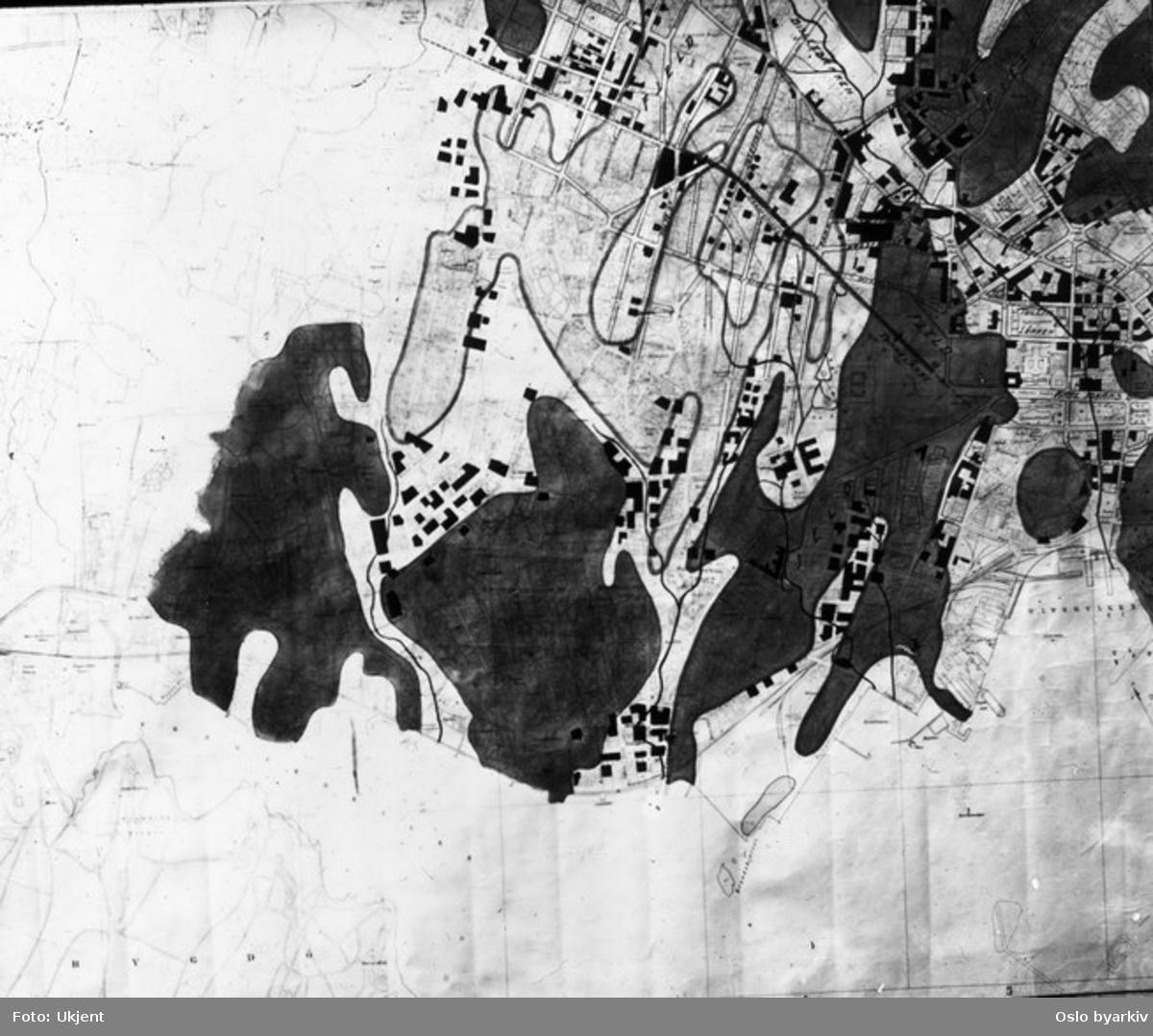 holmenkollbanen kart Holmenkollbanen, selskapet for anleggelsen av banen ble opprettet  holmenkollbanen kart