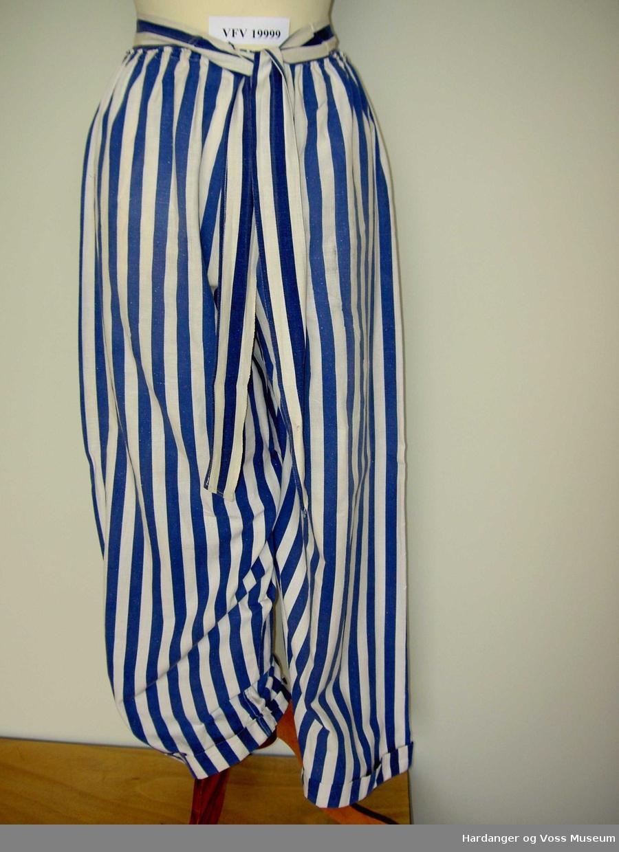 e3afb373 Bukse med belte - Hardanger og Voss Museum / DigitaltMuseum