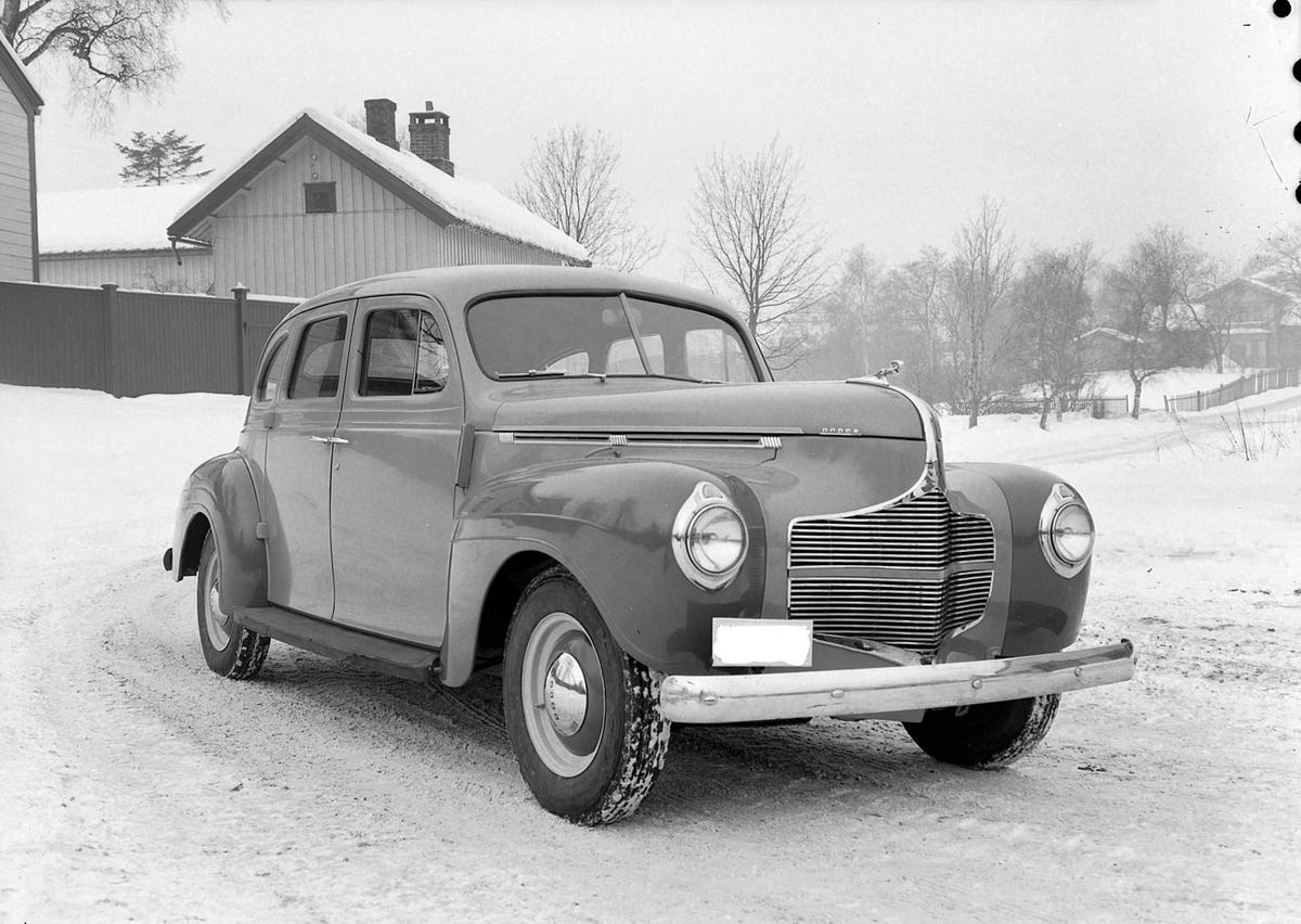 Dodge fra Arvid Fische A/S