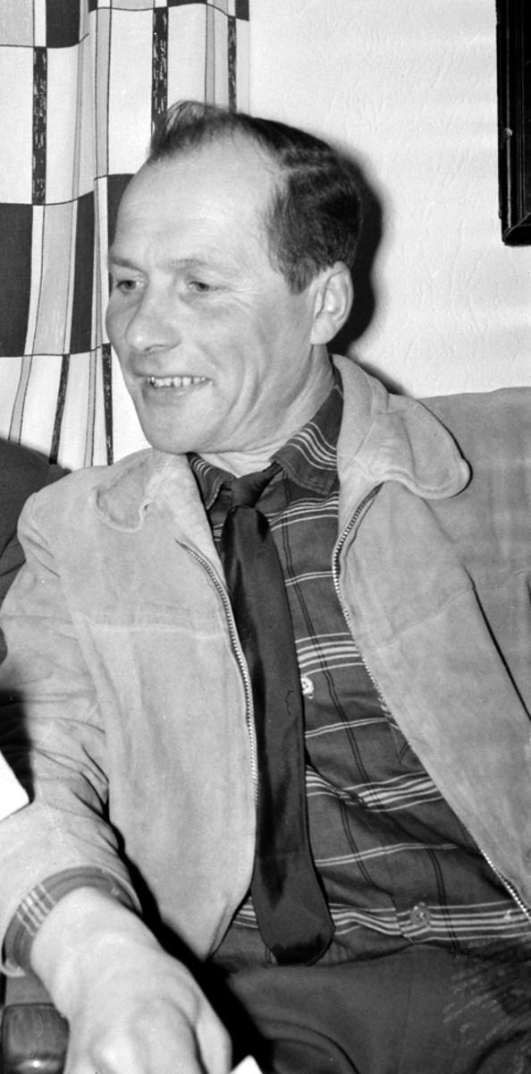 Karl W. Wilhelmsen, Grue, ski, langrenn.