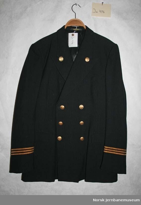 Uniformsjakke - dobbeltspent