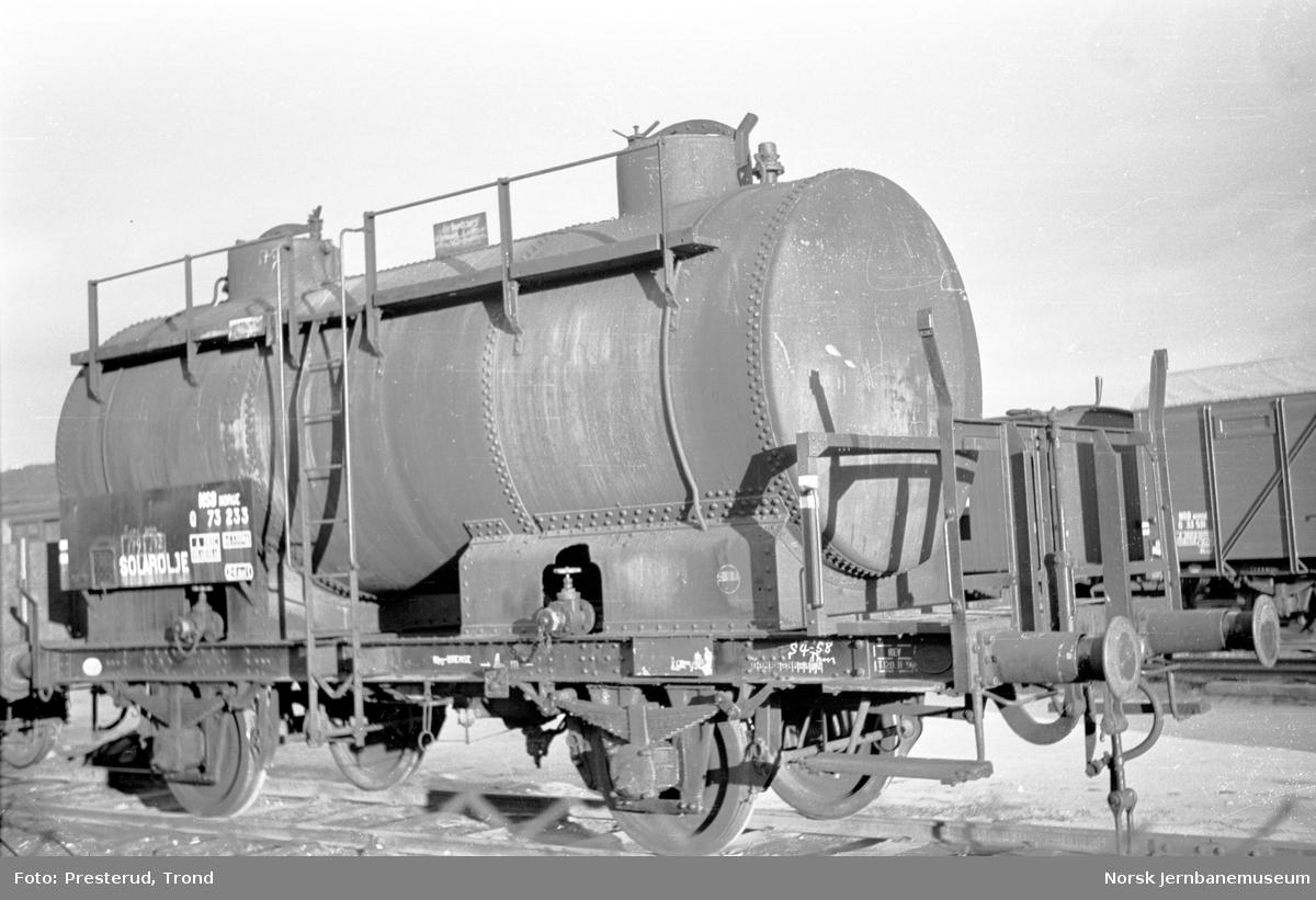 Tankvogn litra Q nr 73233
