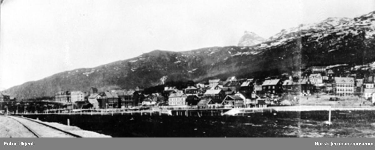 Parti fra Narvik, Oskarsborg