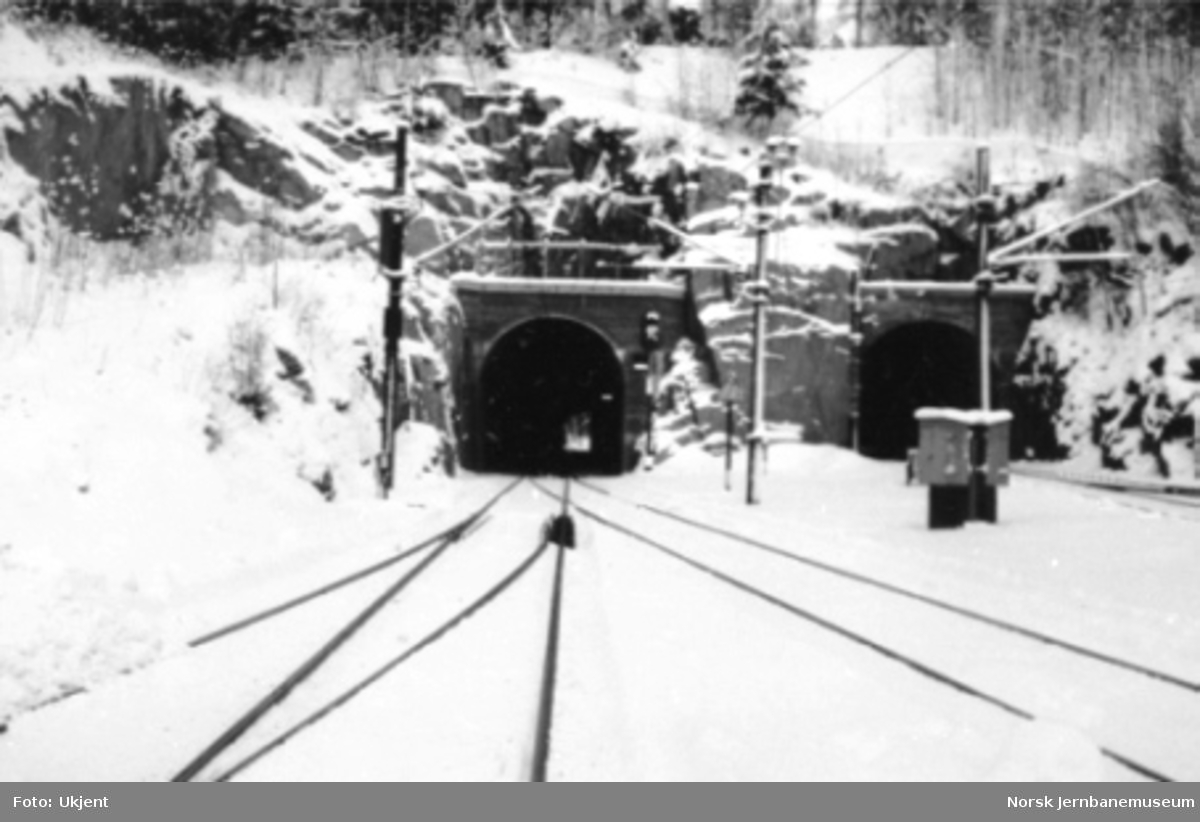 Dombås tunnel