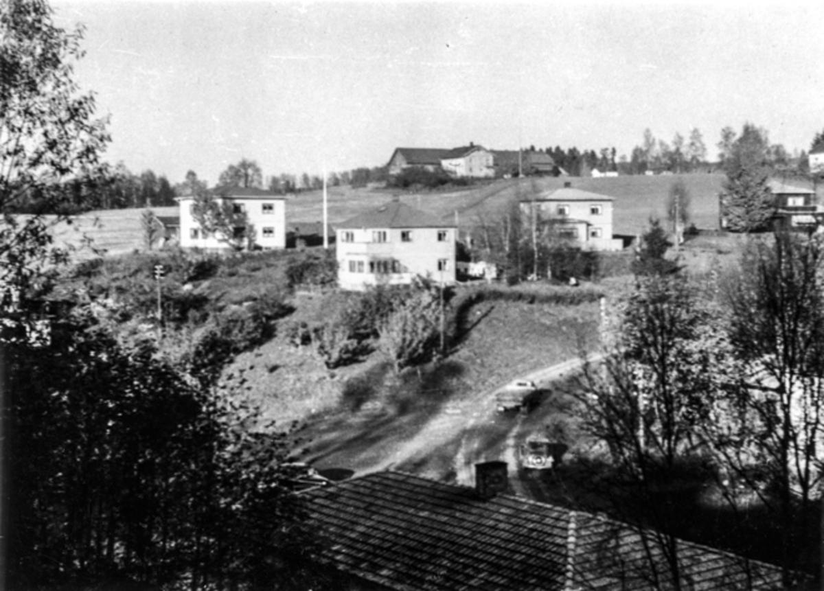 Utsikt fra Sundtoppen.