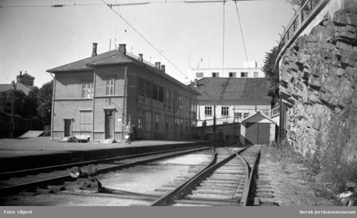 Skien gamle stasjon