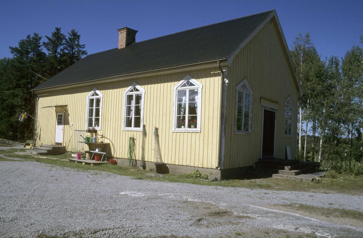 F d Kvarnbo missionshus, Kvarnbo, Hållnäs socken, Uppland 2000