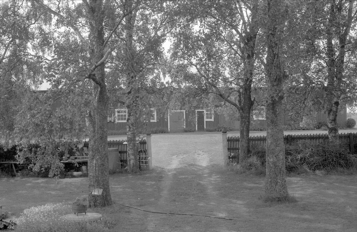 Ladugård, Trollbäcken 1:1, Bälinge socken, Uppland 1983