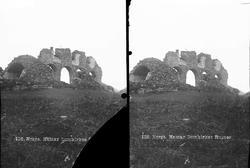 128. Norge Hamar Domkirkes ruiner