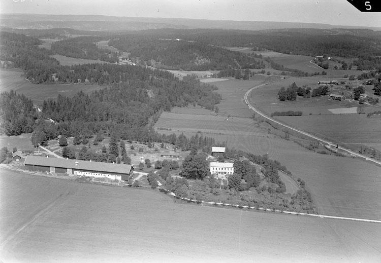 """Enligt AB Flygtrafik Bengtsfors: """"Forshälla Bohuslän""""."""