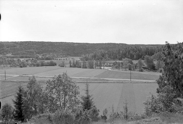 """Enligt AB Flygtrafik Bengtsfors: """"Bärfendal vy Bohuslän"""".   ::"""
