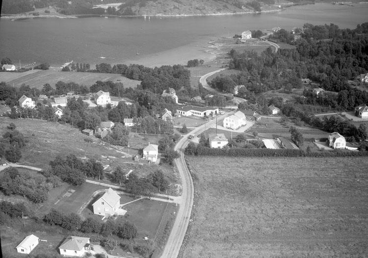 """Enligt AB Flygtrafik Bengtsfors: """"Svanesund Bohuslän""""."""