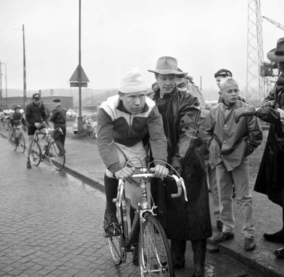 """""""UCA:s [Uddevalla Cykelamatörer] jubileumslopp den 15 maj 1958"""""""