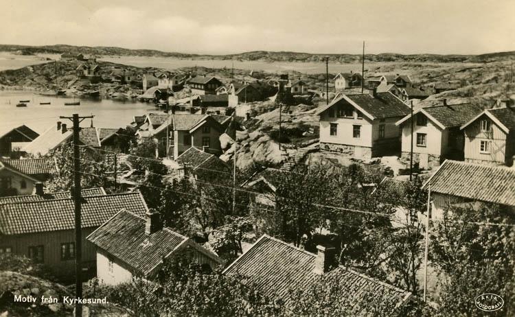 Kyrkesund 1950