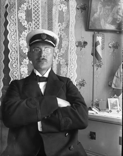 Kapten S. P. Pettersson