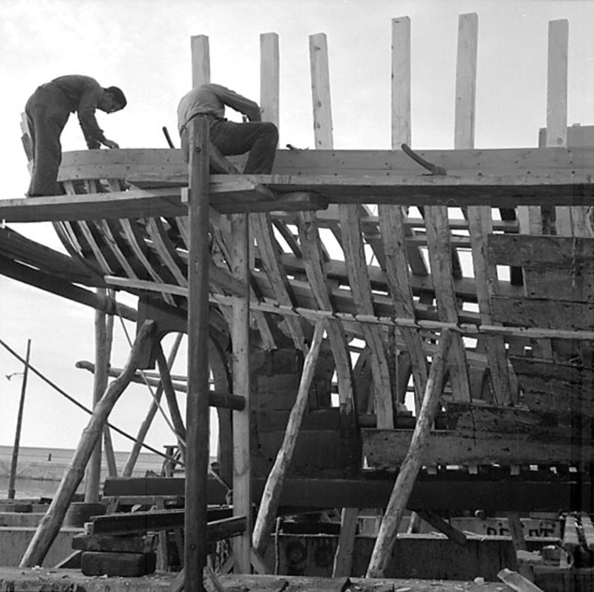 36. Spanien. Fotojournal finns på B.M.A. + fotoalbum. Samtidigt förvärv: Böcker och arkivmaterial. Foton tagna 1959-11-10. 12 Bilder i serie.