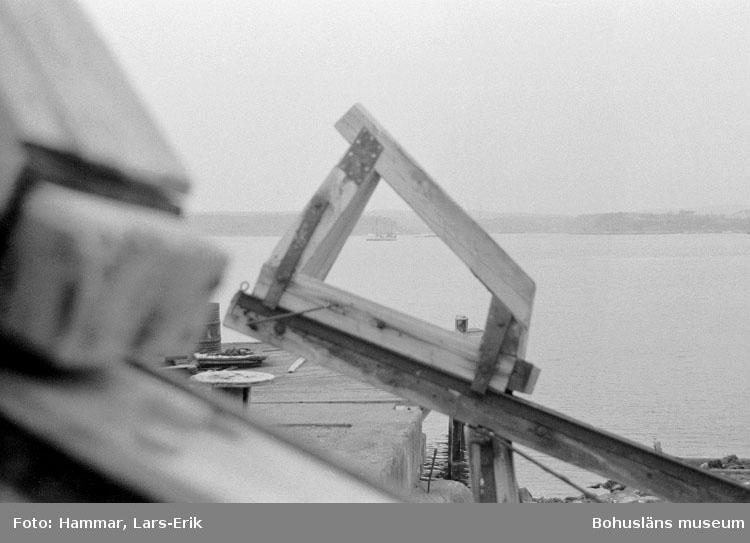 "Motivbeskrivning: ""Strömstad Myren bl.a."" Datum: 1976"