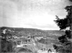 """""""Utsikt från Kålgårdsberget."""""""