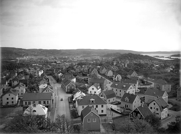 """Enligt tidigare notering: """"Vy över Elseberg mot söder."""""""