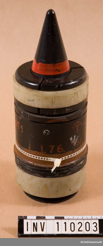 8,4 cm/53 mm spårljuspansarprojektil m/1954