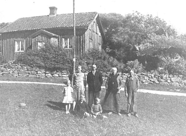 Sil (Vstra Gtaland County, Gtene Kommun) in Sweden