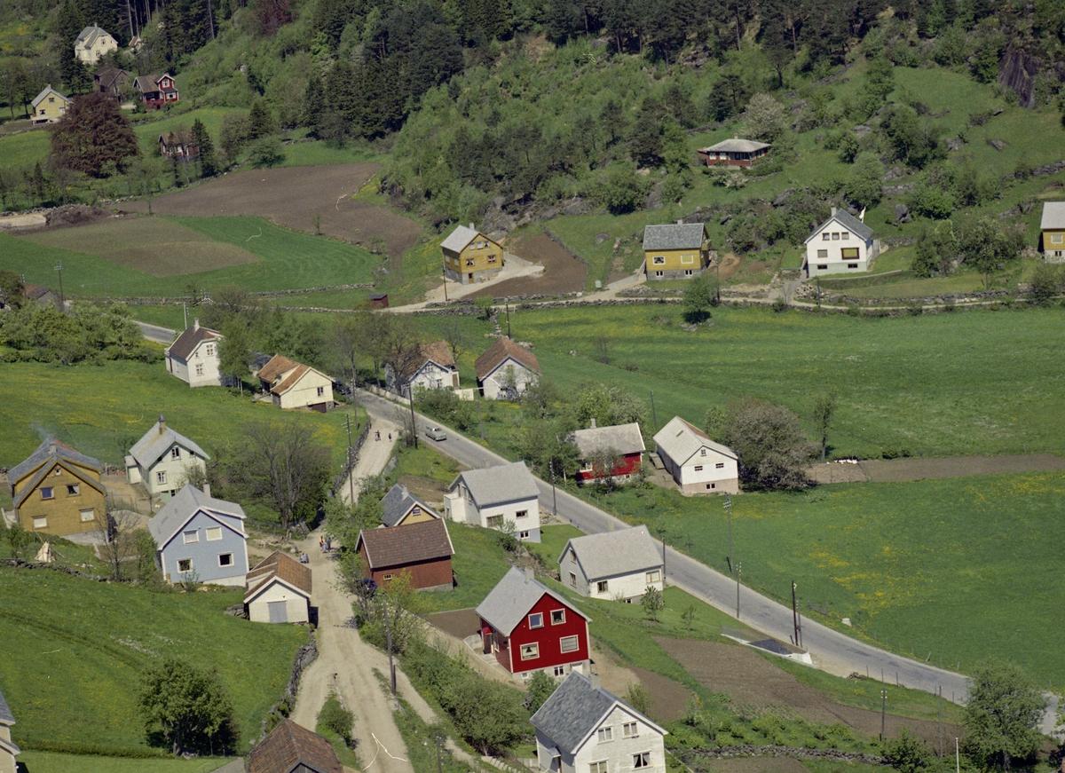 Årstaddalen, Gamle Hestnesvei, Skårabrekkå
