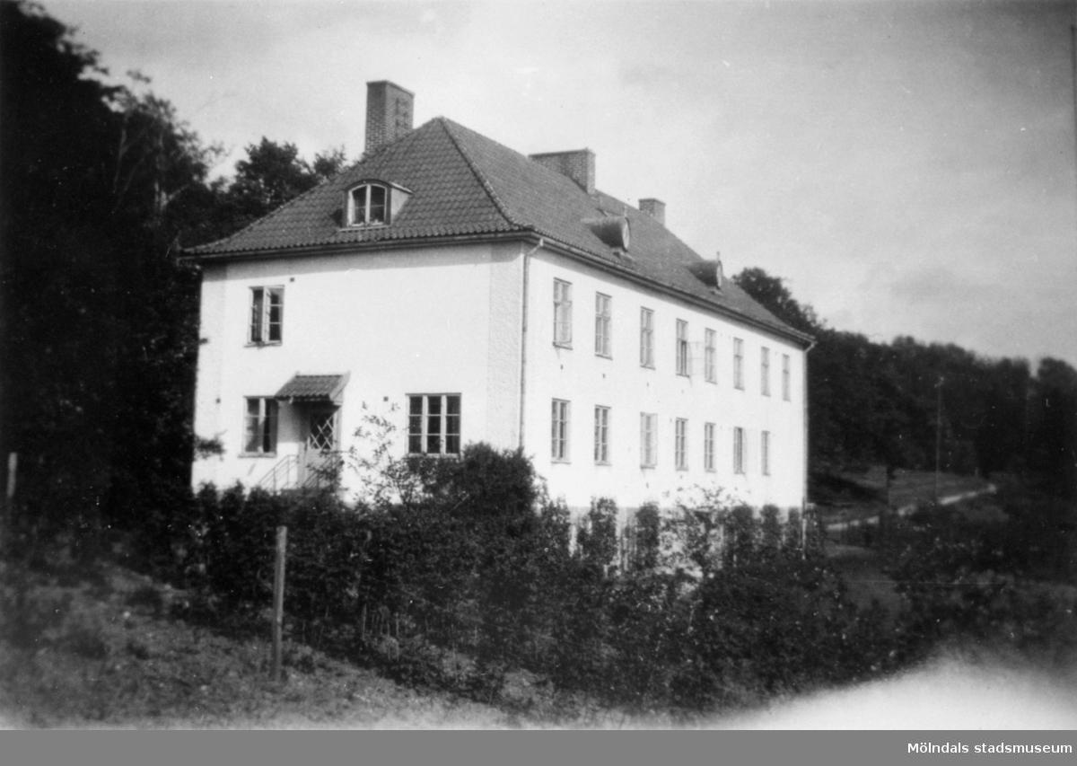 Flickornas arbetshem i Stretered. 1930-tal.