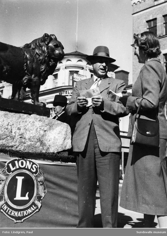 Vad väger Lejonet?
