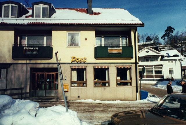 Postkontoret 590 96 Överum Bruksgatan 11A