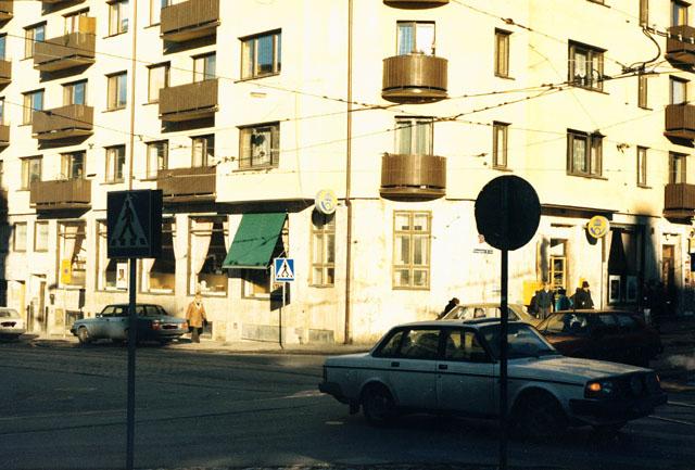 Postkontoret 400 10 Göteborg Vasagatan 18