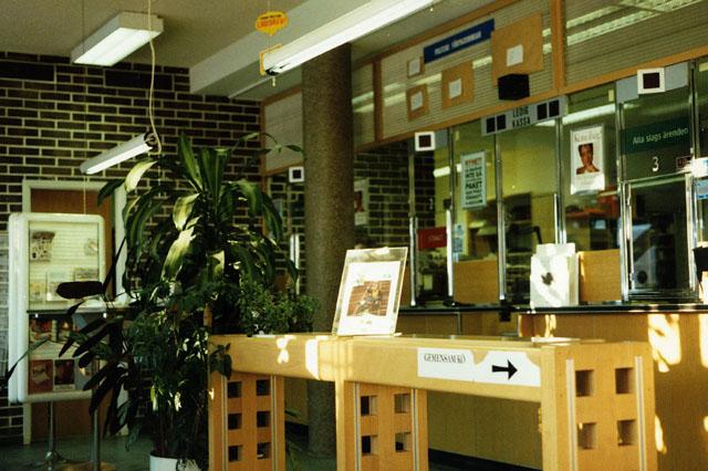 Postkontoret 912 00 Vilhelmina Volgsjövägen 31
