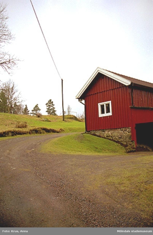 Hägnaderna/Östra Hägna - uthus.